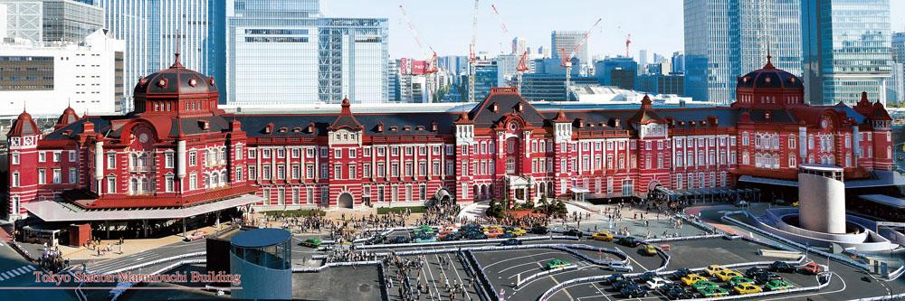 ーー、辰野金吾! 設計の、東京駅!を、日本人!として,見ておかなくては~!ーーハハハーー。_d0060693_2019184.jpg