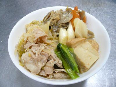 鍋メニュー☆ -豆乳鍋-_a0154110_1453183.jpg
