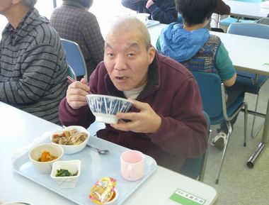 鍋メニュー☆ -豆乳鍋-_a0154110_1455640.jpg