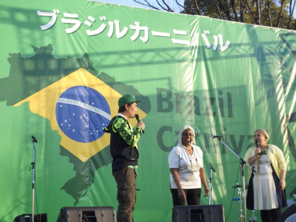 大盛況♬皆さん、3日間ありがとうございました!! お台場☆ブラジルカーニバル2015@brazil_events _b0032617_1783556.jpg