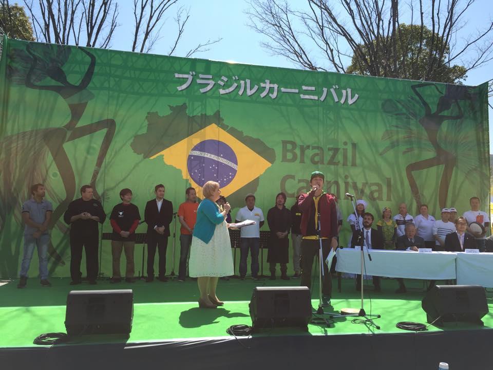 大盛況♬皆さん、3日間ありがとうございました!! お台場☆ブラジルカーニバル2015@brazil_events _b0032617_2304642.jpg