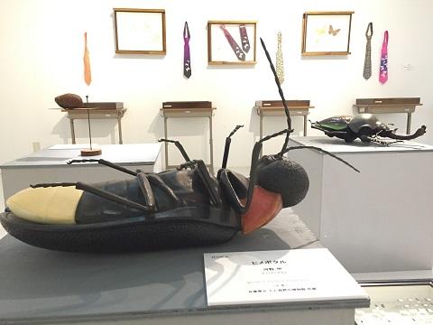 /// 大屋町の「アートこん虫てん」に行ってきました ///_f0112434_212869.jpg