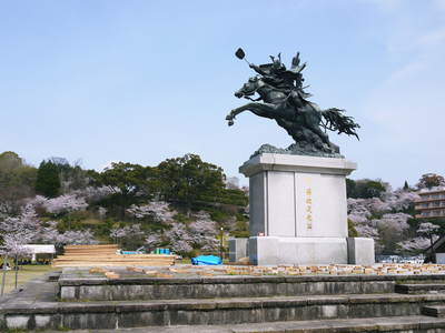 菊池神社、菊池公園の桜photoコレクション 2015_a0254656_21192259.jpg