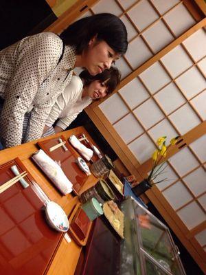 お食事会♪_d0220957_213956.jpg