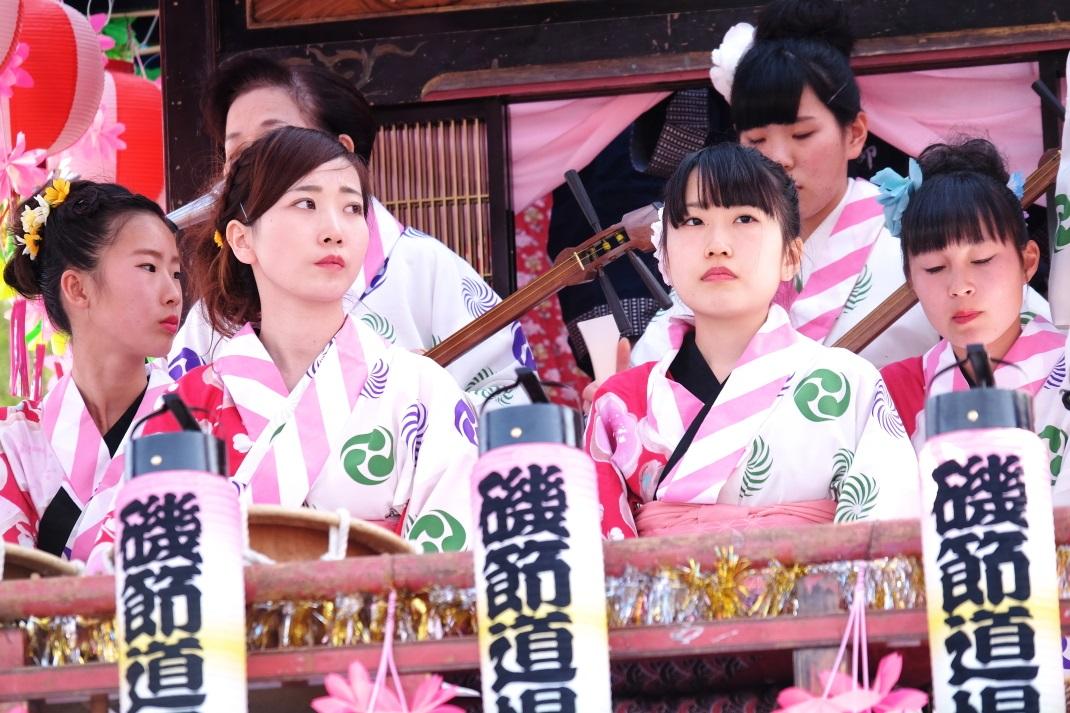 第199回 西金砂神社小祭礼 <7> 手踊り(和久町)) 2015・03・28_e0143883_1731862.jpg