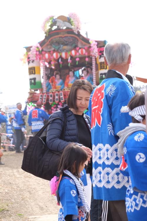 第199回 西金砂神社小祭礼 <8> 手踊り(芦間町)) 2015・03・28_e0143883_1854815.jpg