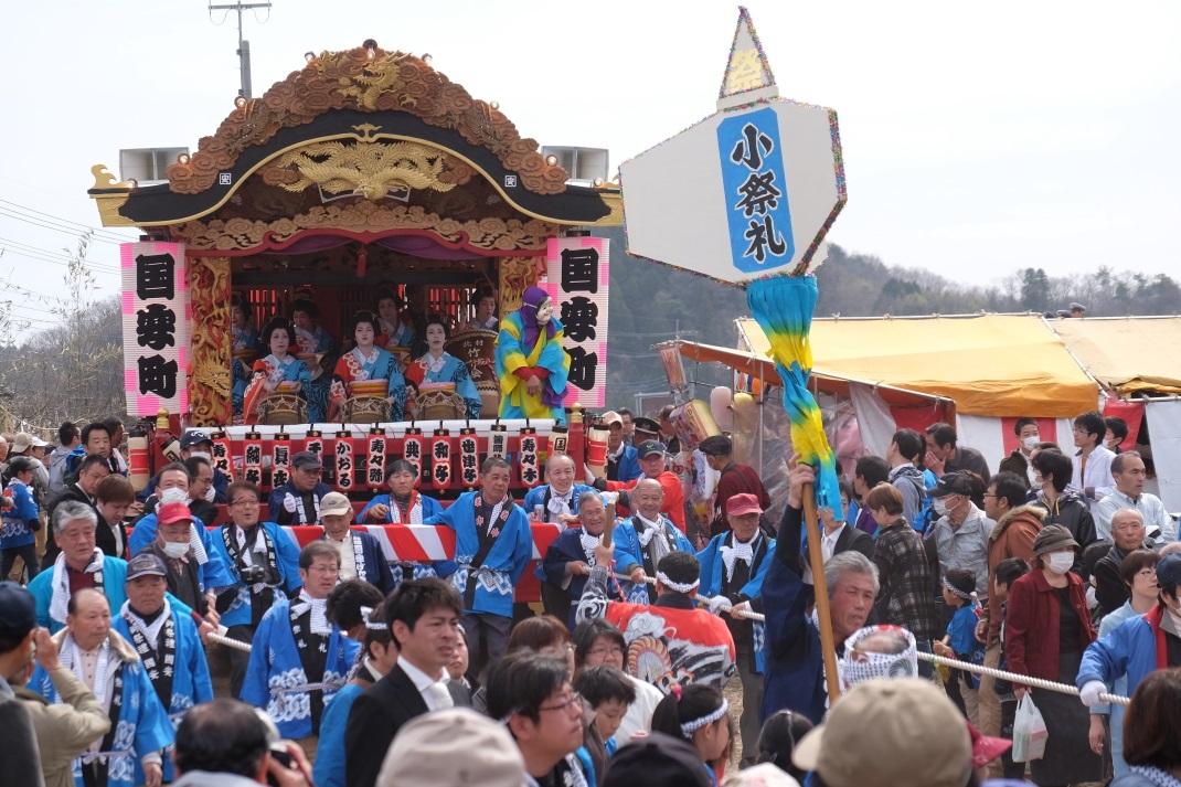 第199回 西金砂神社小祭礼 <11> 手踊り(国安町)) FINAL 2015・03・28_e0143883_19495362.jpg