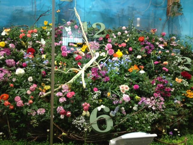 春のガーデン_f0204295_15233847.jpg