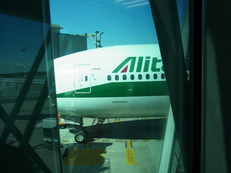 アリタリア航空 ミラノ⇒成田 2015年3月_b0326809_20201510.jpg