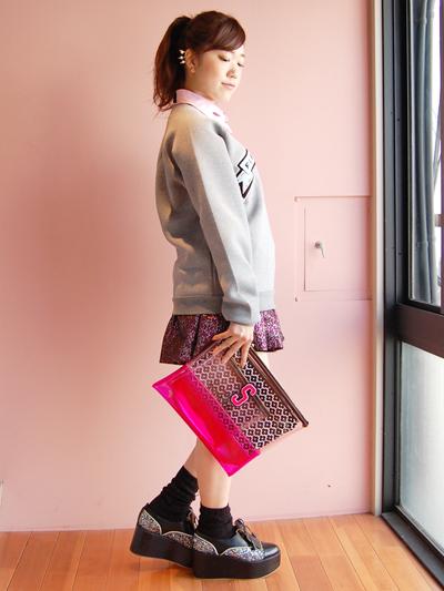fleamadonnaのワッペントップス♡by natsumi_f0053343_17354980.jpg