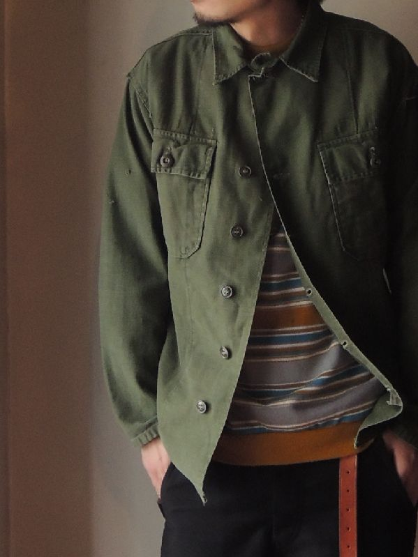 S/S SWEAT & UTILITY SHIRT--RECOMMEND--_c0176867_12551379.jpg