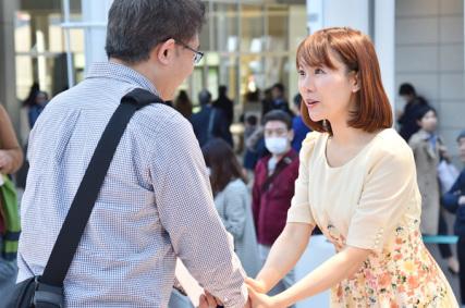 発売記念初日!ラゾーナ川崎ありがとう!!_e0261371_15551937.jpg
