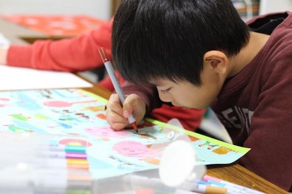 アトリエアキュート児童絵画教室新規生徒募集のお知らせ_e0228380_22082876.jpg