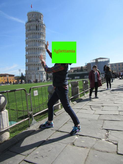 18年ぶりにPISAの斜塔に会いに行った!!_c0179785_5562074.jpg