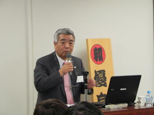 コミュニケーションプラザで、二宮社長が講演をしました_e0190287_1657571.jpg