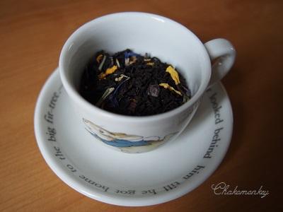 美味しいHarrodsのEaster Tea☆_f0238789_1174185.jpg