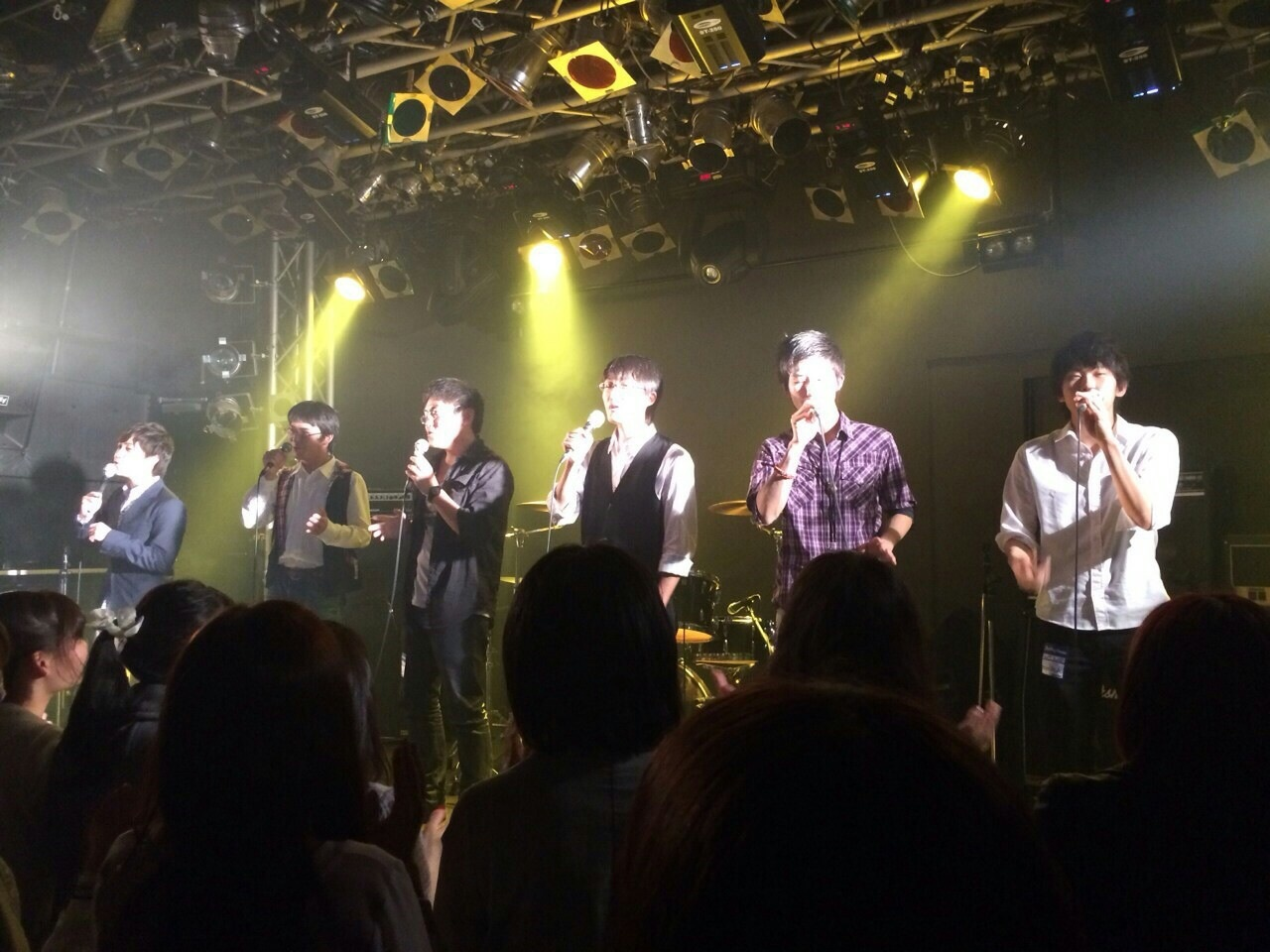 アカペラバンド monolick 卒業ライブ 2015_a0157409_11550308.jpg