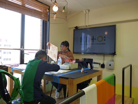 KIITO(デザイン・クリエイティブセンター神戸)で遊ぶ_b0215321_1459619.jpg