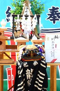 春祈祷神楽祭 南郷区島守_c0299631_0412948.jpg