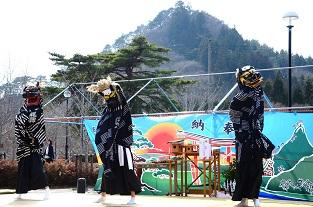 春祈祷神楽祭 南郷区島守_c0299631_142697.jpg
