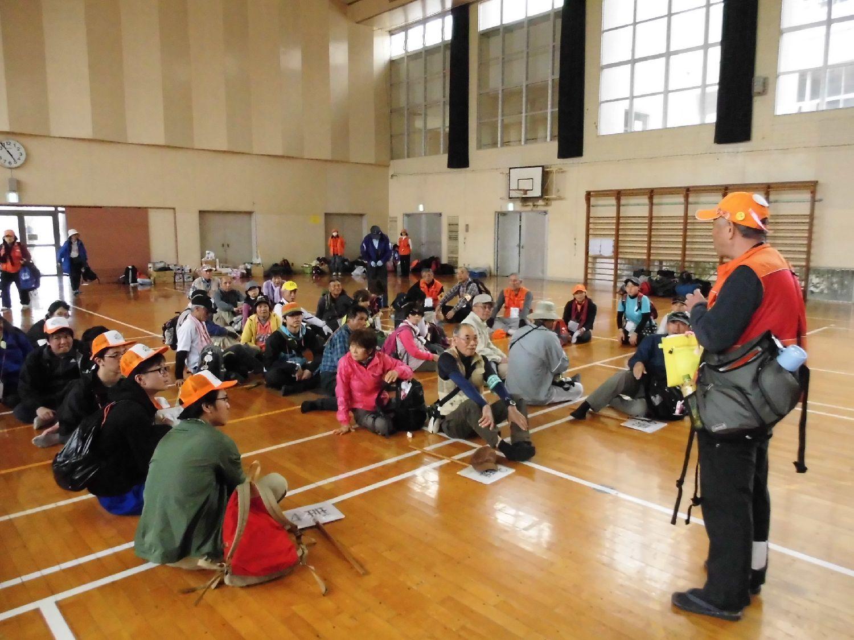 第43回西日本100キロビックハイク全国大会ー1_b0220064_20145276.jpg