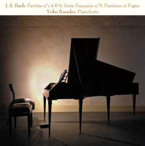 J.S.Bach: Partitas #4,6 Etc.@Yoko Kaneko_c0146875_22515913.jpg