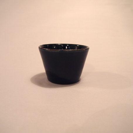 山田隆太郎さん、瑠璃6寸皿とそばちょこ_b0322280_19115625.jpg