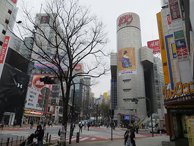 4月1日(水)の渋谷109前交差点_b0056983_11443738.jpg