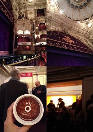 English National BalletのSwan Lakeを観る♪_f0238789_20554683.jpg