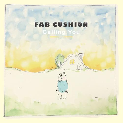 Fab Cushion new single !! 4/1リリース_d0321296_19145869.jpg