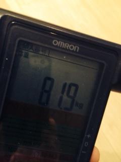 ダイエット始めて1ヶ月経ったよ 高円寺|美容室envie_f0216597_17195296.jpg