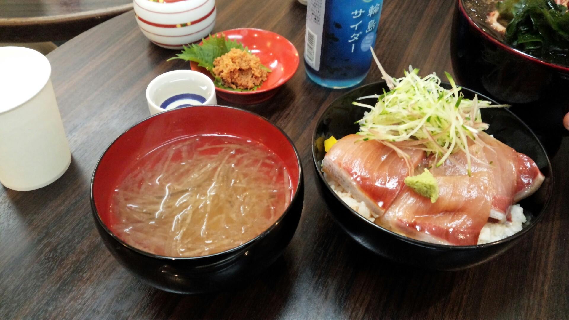 ウインナーと玉子焼き弁当 輪島旅行続き_b0171098_952621.jpg