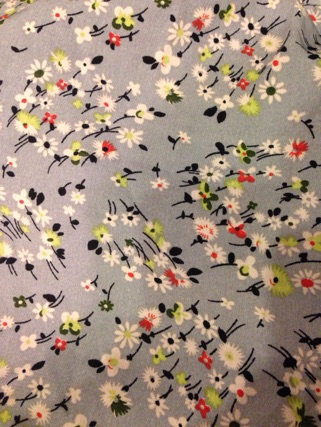 小花柄 オールインワン_e0268298_16334012.jpg