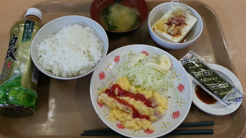 今日の昼食@会社Vol.138_b0042308_07380503.jpg