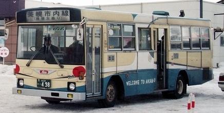 阿寒バス 日野P-RJ172BA +日野車体_e0030537_194234.jpg