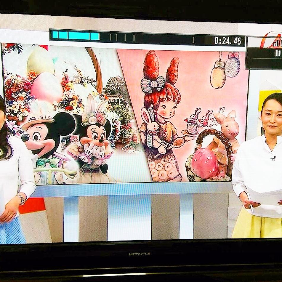 うさぎパーティ御礼&縮小延長&TV放映_f0223074_17215457.jpg