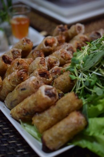 定番ベトナム料理。_c0325083_22101237.jpg