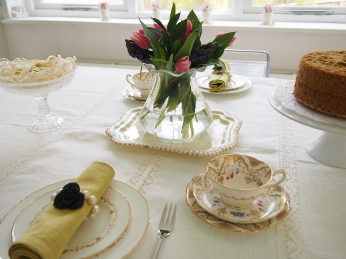 春のブリティッシュカントリー風テーブルでお茶♪_b0313387_01480370.jpg