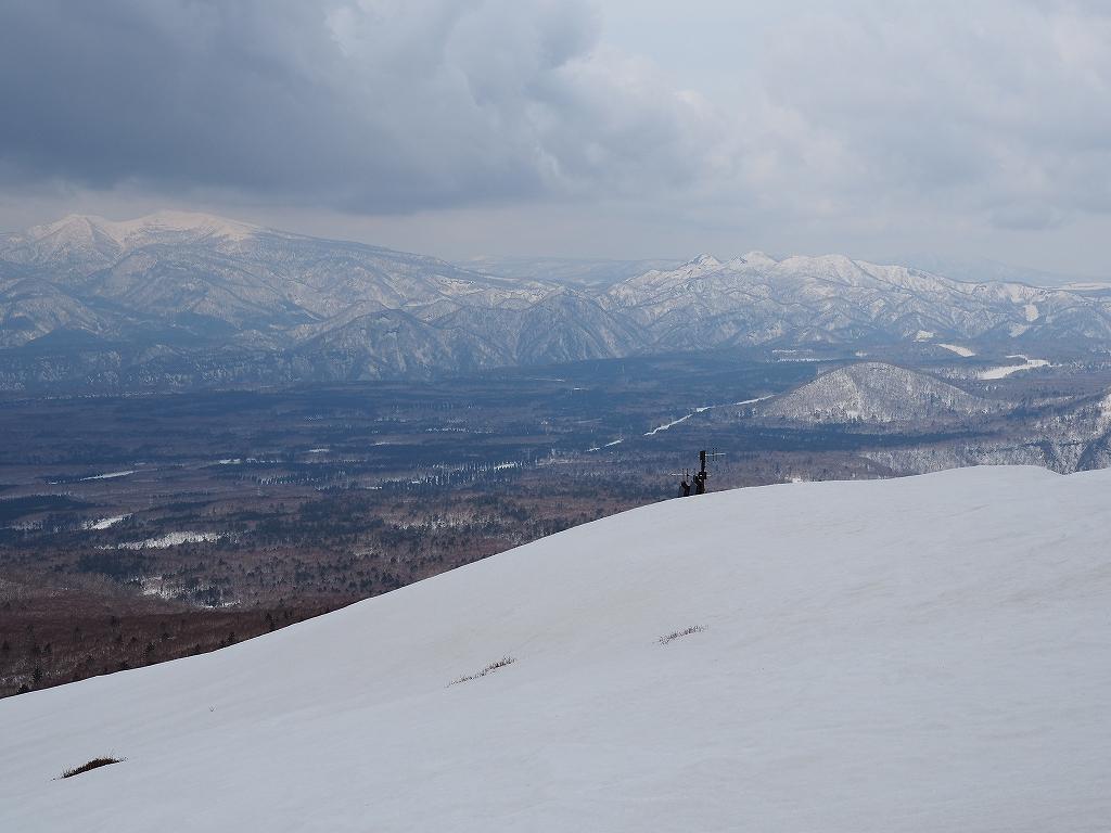 樽前山、4月1日_f0138096_12262161.jpg
