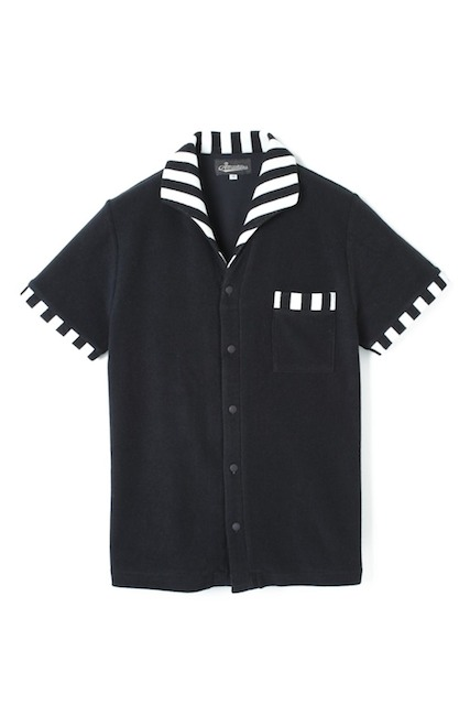 【Attractions】 ITALIAN COLLAR PILE SHIRT_c0289919_18341063.jpg
