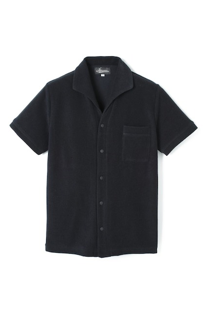 【Attractions】 ITALIAN COLLAR PILE SHIRT_c0289919_1834316.jpg