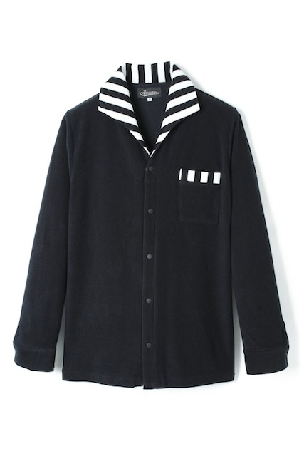 【Attractions】 ITALIAN COLLAR PILE SHIRT_c0289919_183523.jpg