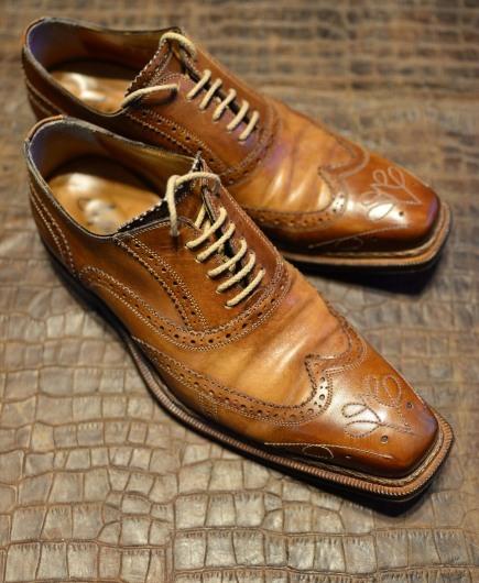 ブランキーニの靴1_b0310424_14151754.jpg