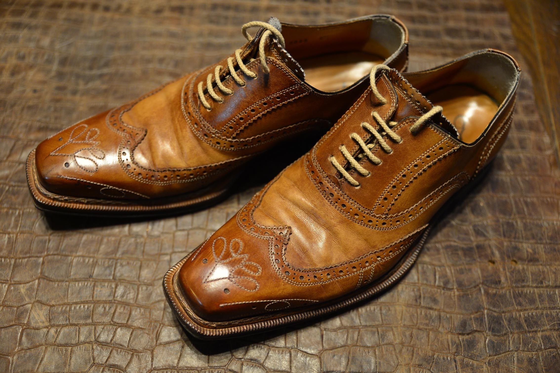 ブランキーニの靴1_b0310424_14151896.jpg