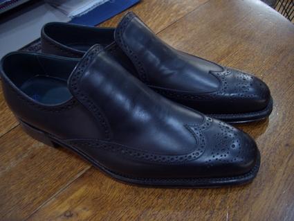 靴 出来ました_d0060944_1346193.jpg