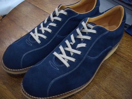 靴 出来ました_d0060944_13495488.jpg