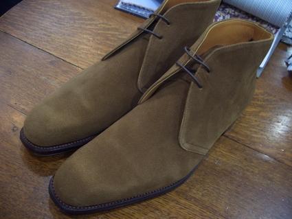 靴 出来ました_d0060944_13565470.jpg