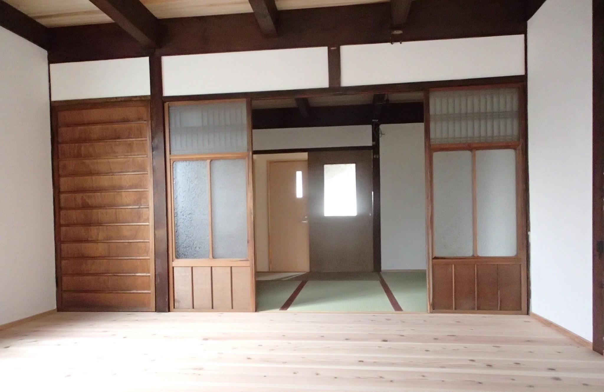 『JR倉敷駅前長屋の再生②』 _b0211845_10511907.jpg