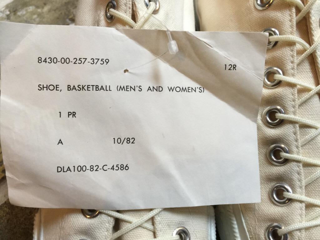 神戸店4/4(土)夏スーペリア、スニーカー入荷!#5 60\'sConverse WrestlingShoes, Casual Item!!!_c0078587_1983574.jpg