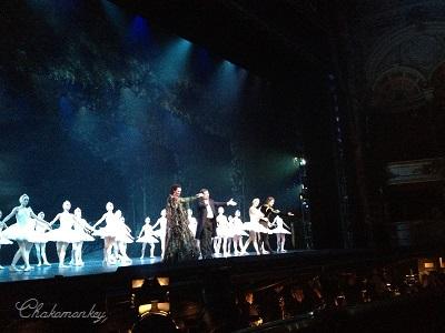 English National BalletのSwan Lakeを観る♪_f0238789_022991.jpg